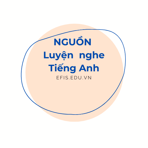 luyện nghe tiếng anh