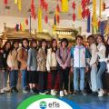 hanoi free private tour guide efis english, câu chuyện ra đời và sứ mệnh