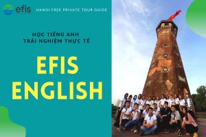 học tiếng anh giao tiếp thực tế cùng efis english