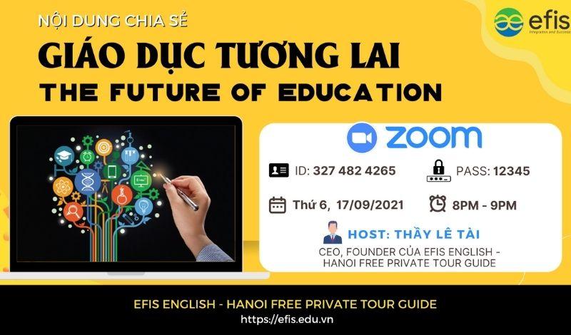 chủ đề giáo dục tương lai